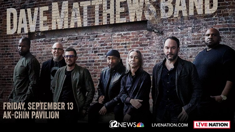 sweepstakes today new today in az dave matthews band sweepstakes 12news com 7522