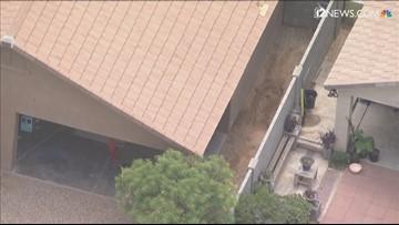 San Tan Valley man admits to burying his mother in backyard