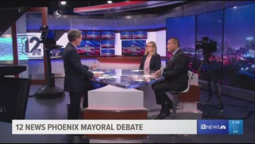 12 News Phoenix Mayoral Debate recap