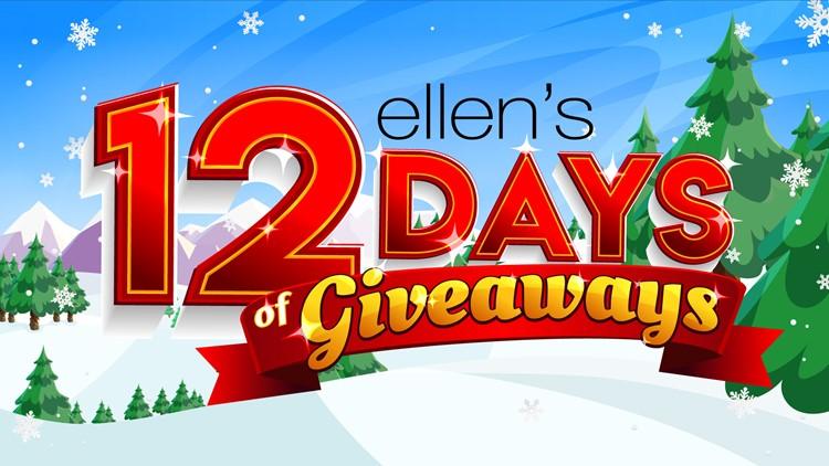 TODAY IN AZ ELLEN'S 12 DAYS OF GIVEAWAYS SWEEPSTAKES