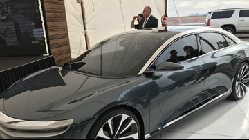 Arizona electric-car plant that would take on Tesla moving ahead