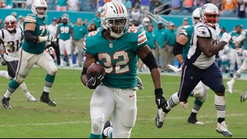 Arizona Cardinals trade for RB Kenyan Drake from Miami Dolphins