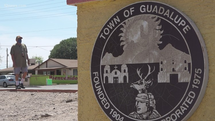 Through community effort, Guadalupe has given COVID-19 vaccines to nearly half of its residents