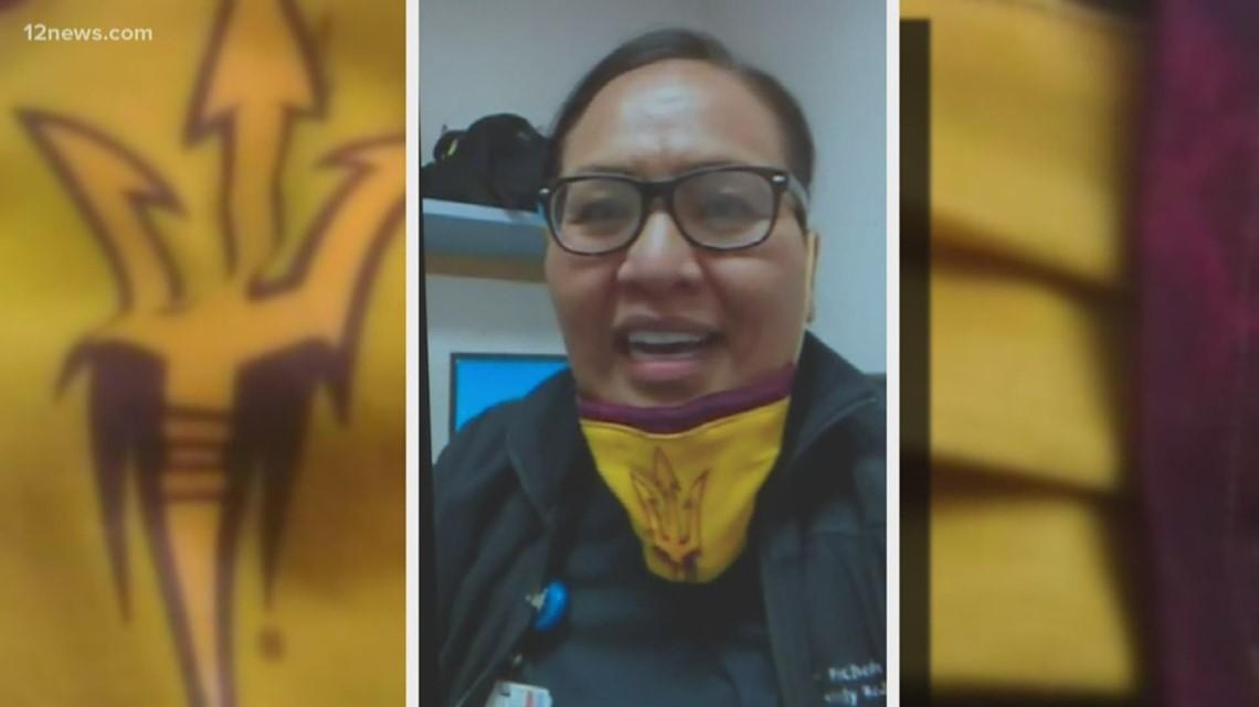 Former ASU women's basketball player on frontlines treating coronavirus patients