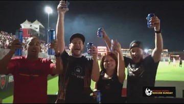 Phoenix Rising improve to perfect 12-0-0 on Dollar Beer Night
