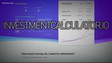 2 millennials create investment calculator to help plan for retirement