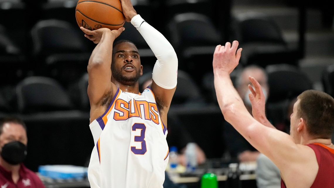 Chris Paul enters COVID-19 health and safety protocols, reports say