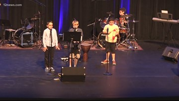 Music program at Gateway Academy in Mesa helps kids with Asperger Syndrome