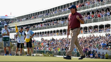 Phil Mickelson will skip Waste Management Phoenix Open for Saudi International