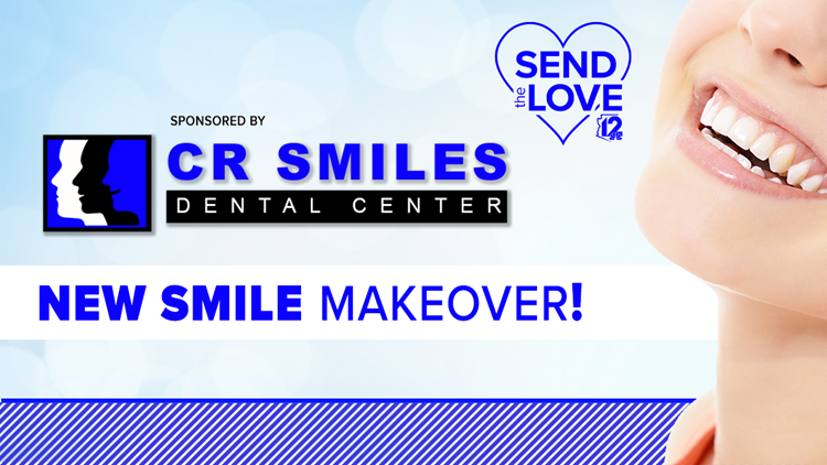 CONTEST ENDED:  CR Smiles Dental Center Send The Love Beautiful Smile