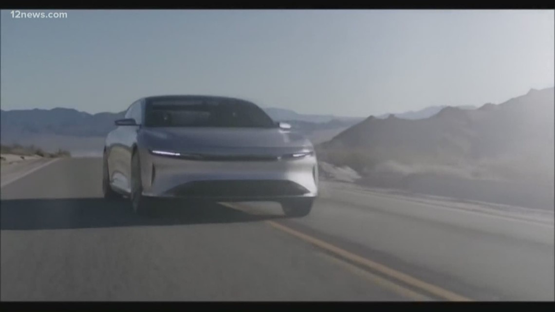 Arizona joins race to build electric cars with Lucid ...