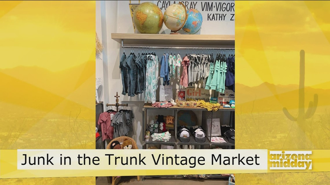 Junk in the Trunk Vintage Market is Back!