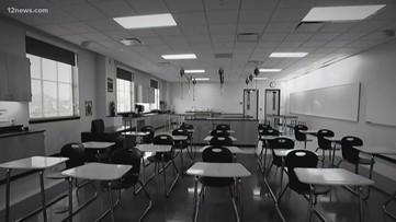 Schools closures 'surreal' for many in Arizona