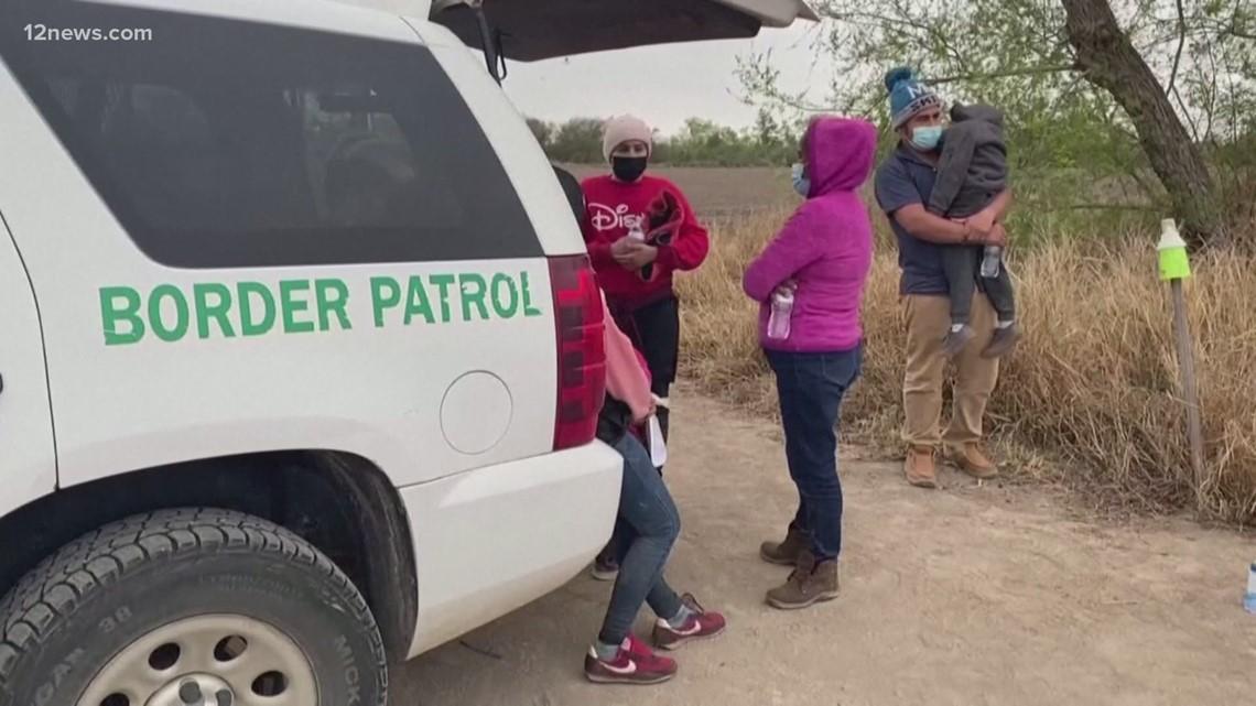 Arizona files suit challenging President Biden's immigration policies