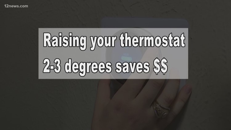 Thermostat debate on the effect on your wallet