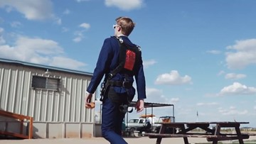 Phoenix teen skydives in a suit before promposal | 12news com