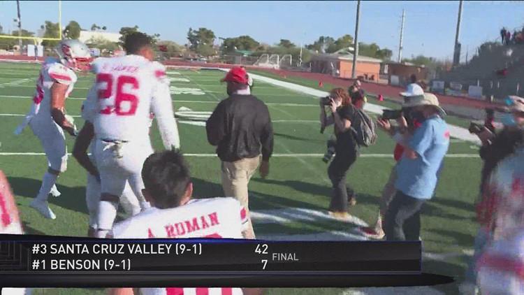Santa Cruz Valley wins Arizona 2A state title