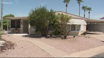 Mesa vet gets help to keep his home, new homeowner has other plans
