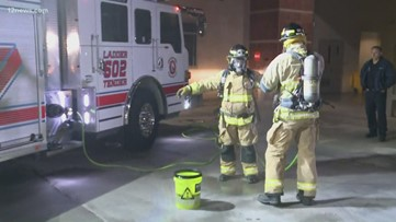 Valley fire stations receive washdown kits to help prevent firefighter cancer
