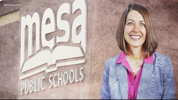 Mesa Public Schools superintendent ousted, no one is saying why