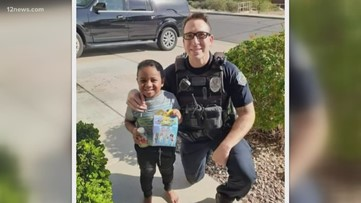 5-year-old Mesa boy dialed 911 for a Happy Meal, so police took care of his 'emergency'