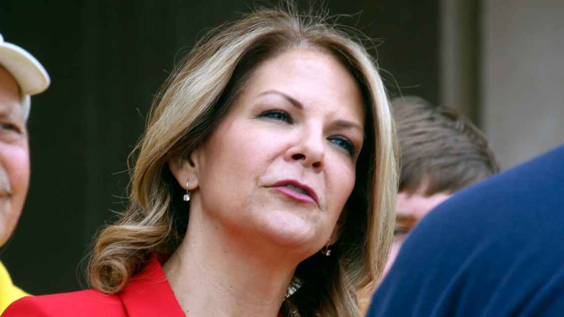 Arizona GOP chair Kelli Ward handed cease-and-desist notice by Dominion Voting Systems