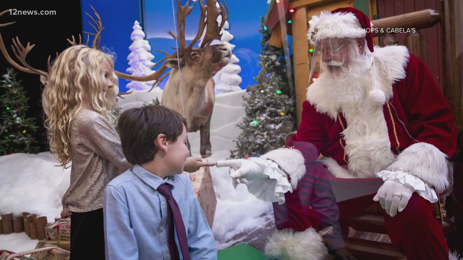 Visits with Santa will look different in 2020 | 12news.com