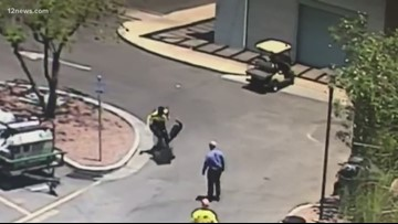 Employee of East Valley outdoor mall denied benefits after Segway fall