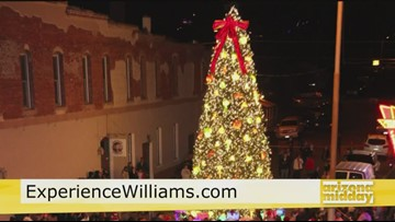 Pack Up The Car & Get Festive In Williams