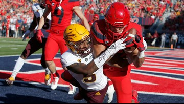 Study says Arizona/Arizona State is top college football rivalry