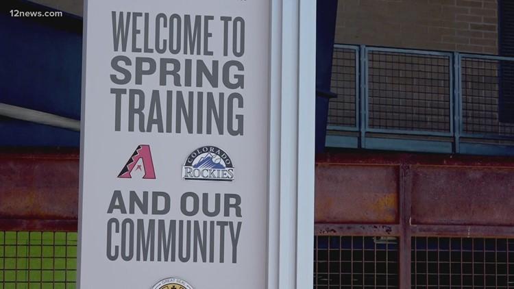 ¿Cuándo salen a la venta las entradas para los entrenamientos de primavera del béibol del 2021 en Arizona?