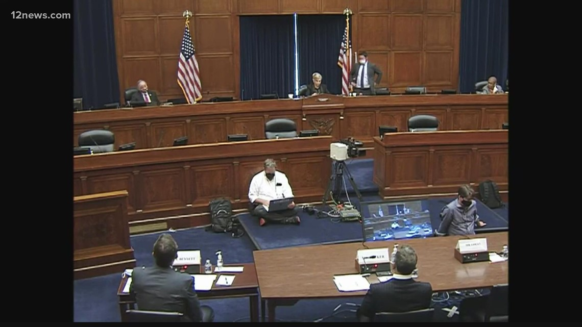 'History will remember': Congressional committee holds hearing on Arizona audit
