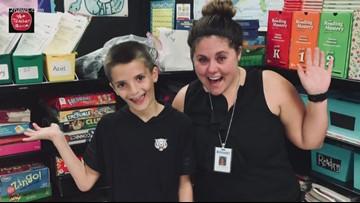 Miss O'Connor is an A+ Teacher