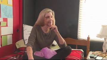 Glendale woman picking up the pieces weeks after random attack