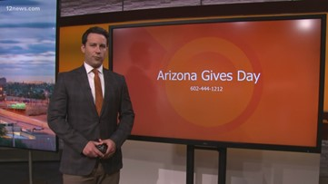 How are you giving back your community on #ArizonaGivesDay?