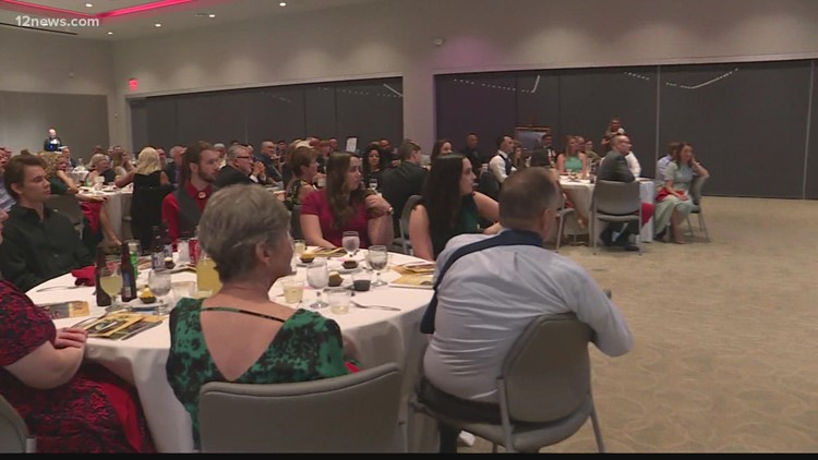 Proceeds of gala to fund counseling programs for veterans