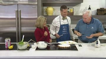 Holiday Recipe Favorites: Mitch Carr's Lemon Icebox Pie