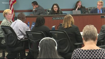 Corporation Commission takes public comments on if utilities should be shutoff