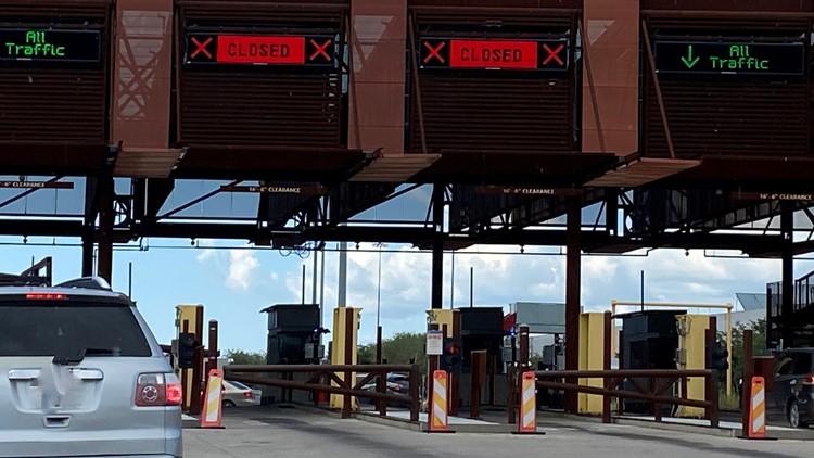 Se extiende hasta el 21 de octubre el cierre de la frontera México-Estados Unidos para viajes no esenciales