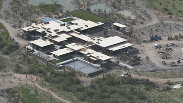 Massive mystery compound in Cave Creek is a 60,000-square-foot home