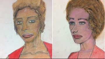 These drawings by a confessed serial killer could help identify some of his victims