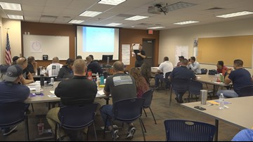 Phoenix police officers beginning additional behavioral health training