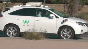 Google's Waymo and Lyft team up to offer self-driving car rides