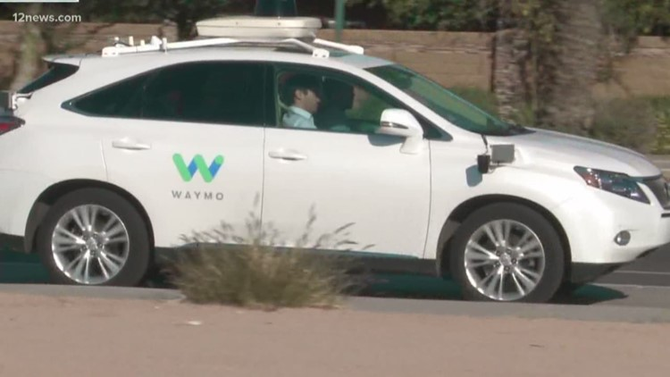 Google's Waymo and Lyft team up to offer self-driving car