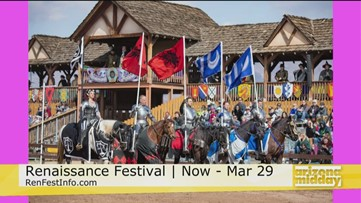 Deaf Awareness day at the Renaissance Festival