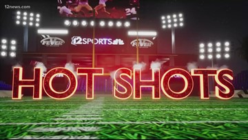 Hot Shots of the Week