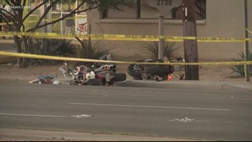 Woman in 'extremely critical condition,' man arrested for DUI after motorcycle crash