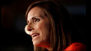 McSally now among GOP senators to defend McCain after Trump attacks