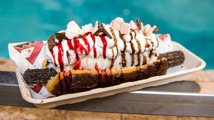 Eat it or Leave it? D-backs 'Discovery Dog'
