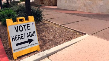 Early voting kicks off in Arizona presidential primary